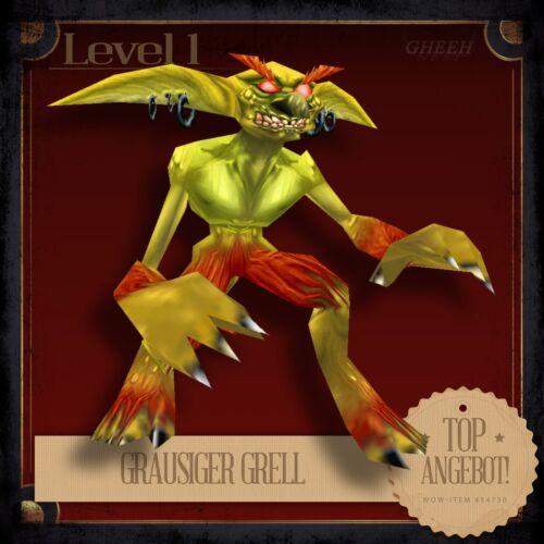 » Grausiger GrellGregarious Grell MossWoW World of Warcraft TCG Haustier «