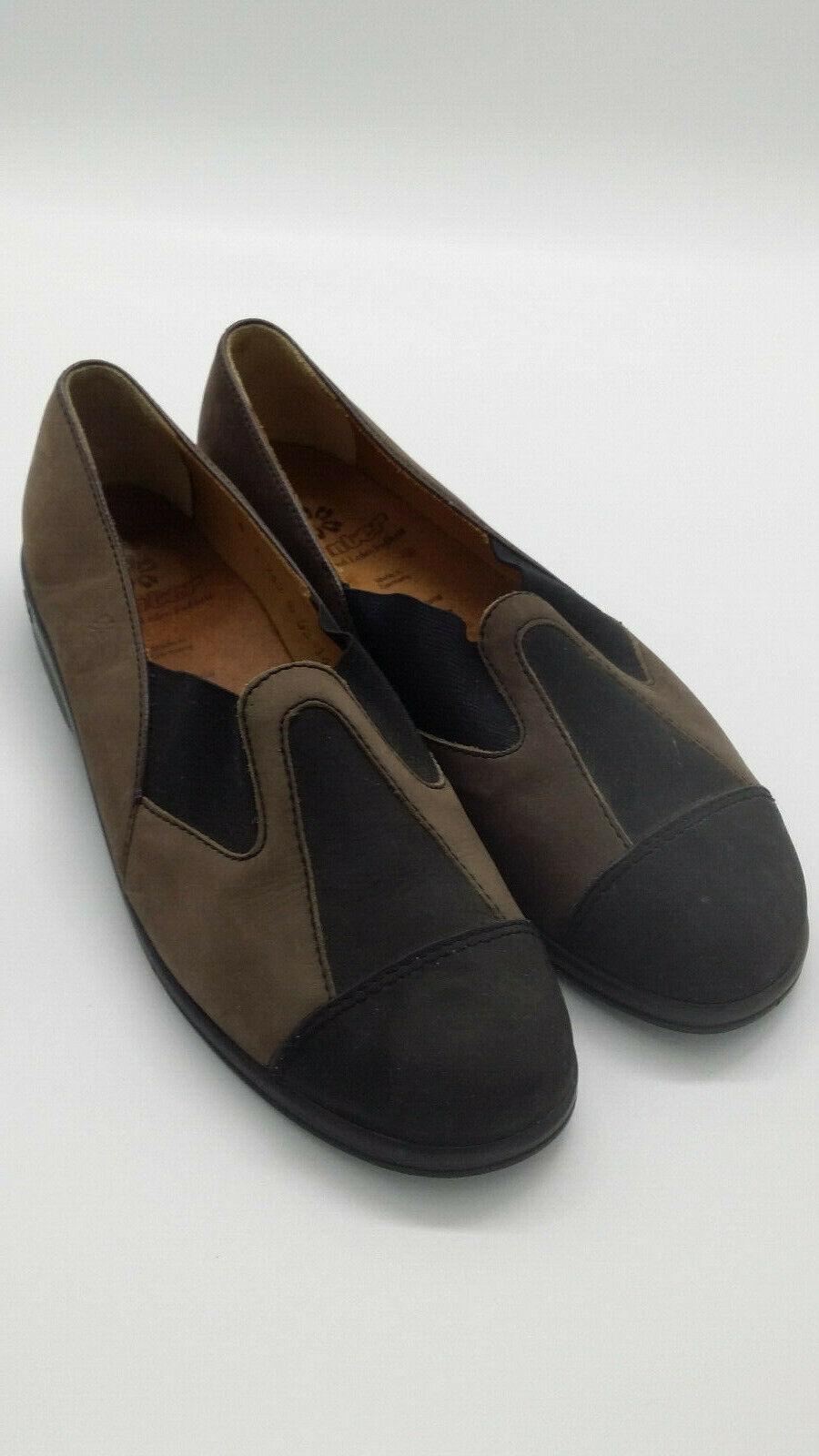 Ganter Chaussures Femmes Cuir Original Semelle intérieure taille 43 vernis Prix Recommandé 149 euros