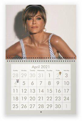 JENNIFER ANISTON 2021 Wall Calendar | eBay