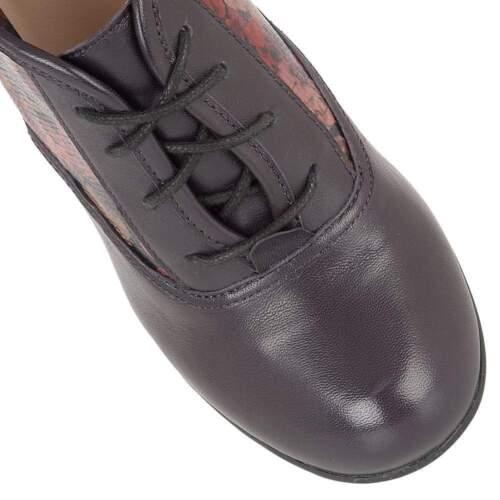 souliers Violet Bottes cuir Hallmark Lian en Lotus à 5wZqa