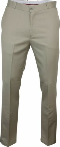 Skin Stay Press Mens Ska Retro Mod Khaki Relco Vtg Trousers Sta Pp8Cxana