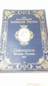 The-Illustrated-London-News-Coronation-Record-Number-1937-Paperback-1937