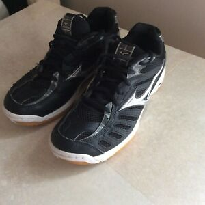 mizuno women's wave rally 4 volleyball shoes