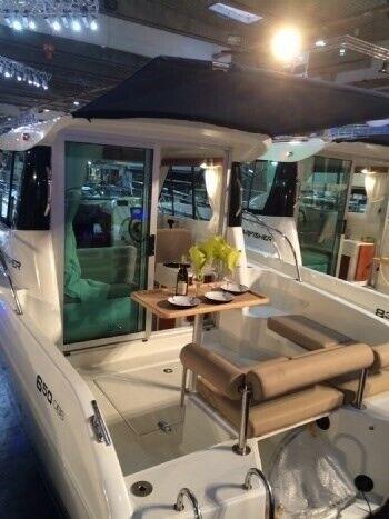 Starfisher 650OBS, Motorbåd, årg. 2020