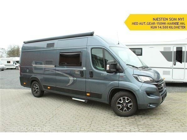 Chausson Twist 697 Special Edition, 2018, km 14500, kg…