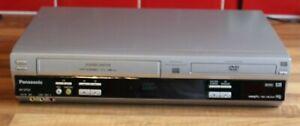 Panasonic NV-VP33EBS VHS/DVD Player... Copy from DVD to VHS