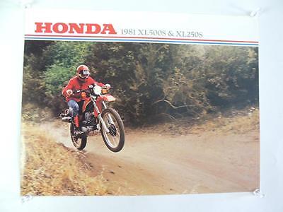 research.unir.net Motors Other Motorcycle Manuals NOS 1981 XL80S ...