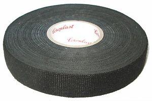 Coroplast-kfz-Gewebeband-mit-Vlies-Typ-8550-19mm-x-25m-Klebeband-Tape-MwSt-neu