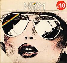 PRISM see forever eyes ARL 5014 A1/B1 1st press uk ariola 1978 LP PS EX/EX sos