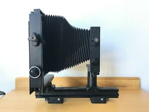 Horseman-LE-8x10-Monorail-Camera-w-New-Bellows
