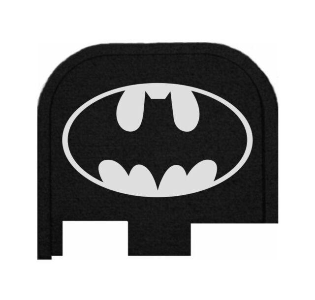 Rear Slide Cover Plate for Glock 43 9x19 Batman for sale online