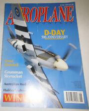 Aeroplane Magazine D-Day 50th Anniversary June 1994 080514R1