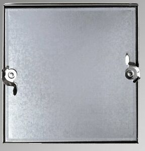 Galvanized Sheet Metal Hvac Access Door For Furnace Coil