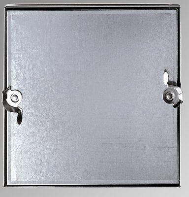 Galvanized Sheet Metal Hvac Access Door For Furnace Coil