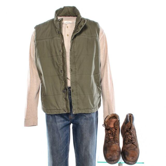 House of Cards Freddy Screen Worn Vest Shirt Pants & Shoes Ep 411