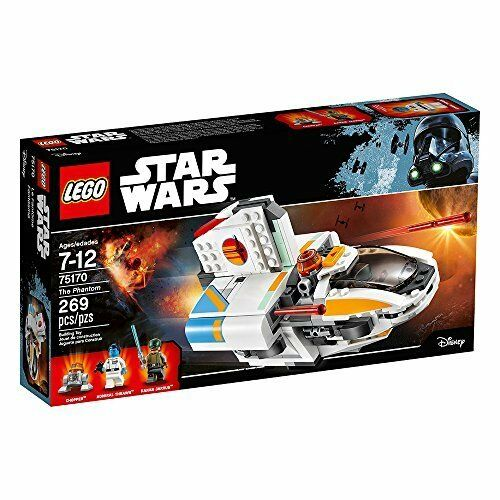 NEWLEGO Star Wars -75170 The Phantom - Rebels - Chopper -Thrawn - Kanan Jarrus