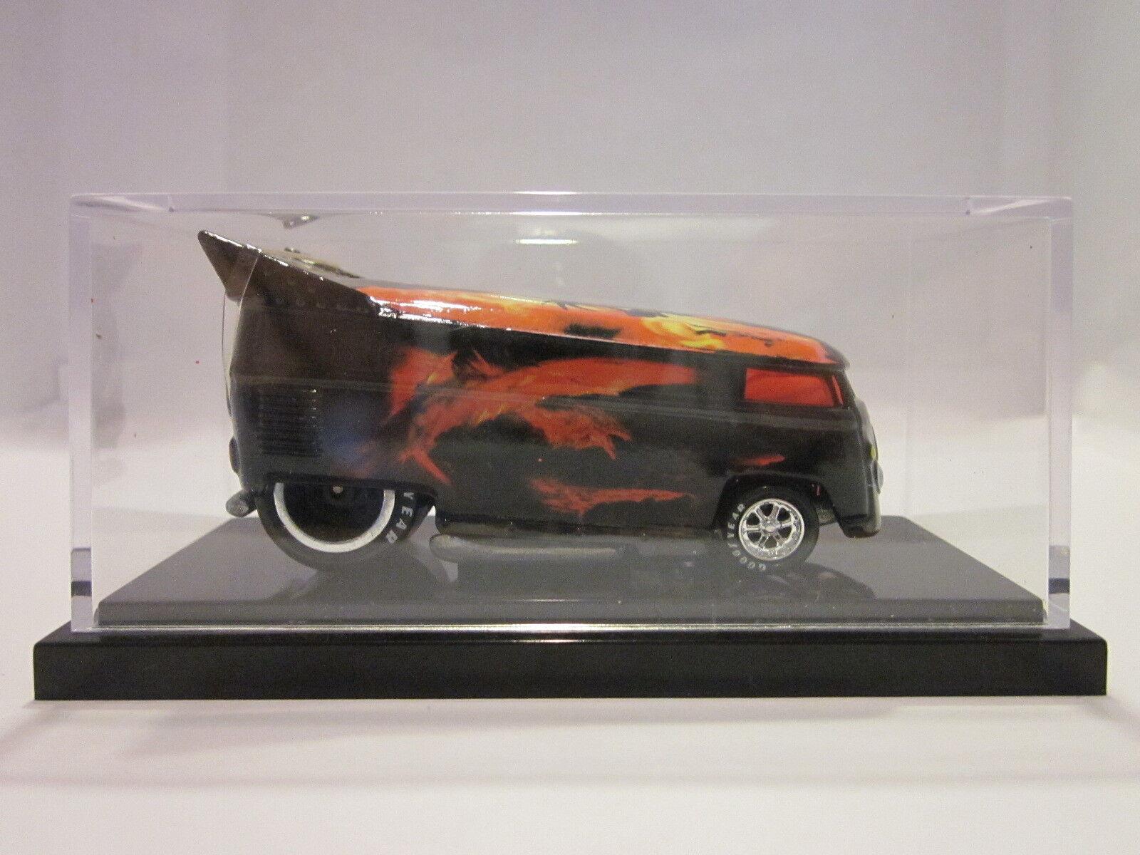 Hot Wheels Liberty Promotions-le-feu VW DRAG BUS Rebel Run - 35 de 200-faible