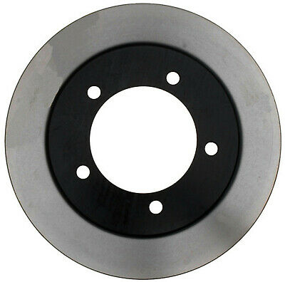 ACDelco 18A1106 Professional Front Disc Brake Rotor Assembly