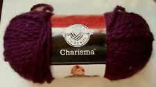 Loops and Threads Charisma Acrylic Yarn Mulberry Bush 109