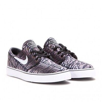 ritardo a fondo Accessibile  Nike Men's SB Zoom Stefan Janoski Canvas Tiger Stripe Sneakers 615957-013 |  eBay