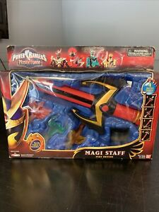 Power Rangers Mystic Force Magi Staff Fury Edition