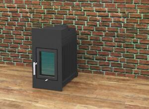 leda diamant h 20 heizeinsatz kachelofen einsatz front 480 x 895 stutzen 180 mm ebay. Black Bedroom Furniture Sets. Home Design Ideas