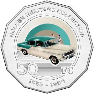 2016-Holden-Heritage-Collection-FC-Classic-Car-50c-Coin-in-Card