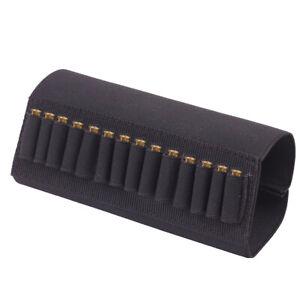 1X-Couleur-noire-de-haute-qualite-22LR-10-22-Rifle-14-Round-Ammo-Butt-Stock