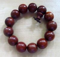 Cherry Wood Prayer Beads