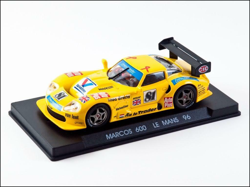 Fly Marcos 600 LM Le Mans 1996 (A21) - Rare & MIB
