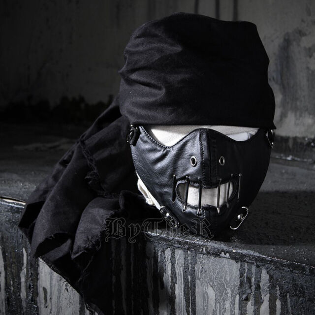 ByTheR Avant Garde Rock Punk Hardcore Horror Pin Mask Party P0000YLV