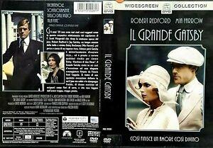 IL-GRANDE-GATSBY-1974-Robert-Redford-Mia-Farrow-DVD-USATO-WIDESCREEN