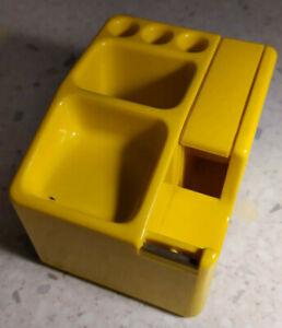 Lotto-da-5-pezzi-di-materiale-da-ufficio-portaoggetti-e-portascotch-Neolt