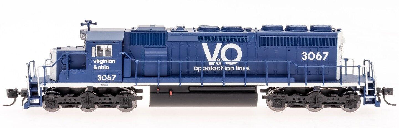 Intermountain N escala 69361 (D) (S) Comun & Ohio SD40-2 Locomotora