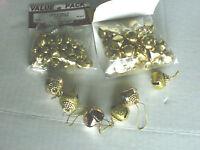 35 Large Gold Bells55 Small Gold Bells6 Miscellaneous Bells