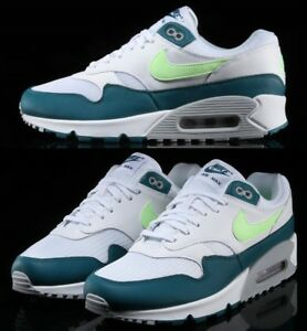 6249051fbf Nike Air Max 90/1 Men's Sneaker Lifestyle Shoes Geode Teal Lime ...