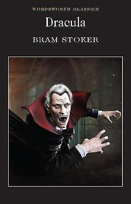 Dracula (Wordsworth Classics) by Bram Stoker (PAPERBACK BOOK) *NEW*