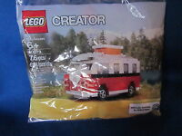 Lego Creator 40079 Mini Volkswagent 1 Camper Van Vw Bus Sealed Package