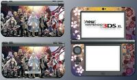 Fire Emblem Fate Birthright Conquest Special Skin Decal Game Nintendo 3ds Xl