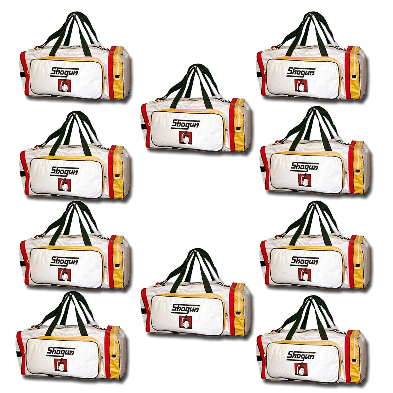 Shogun carrybag Martial Arts Holdall (C7WB) -set of 10