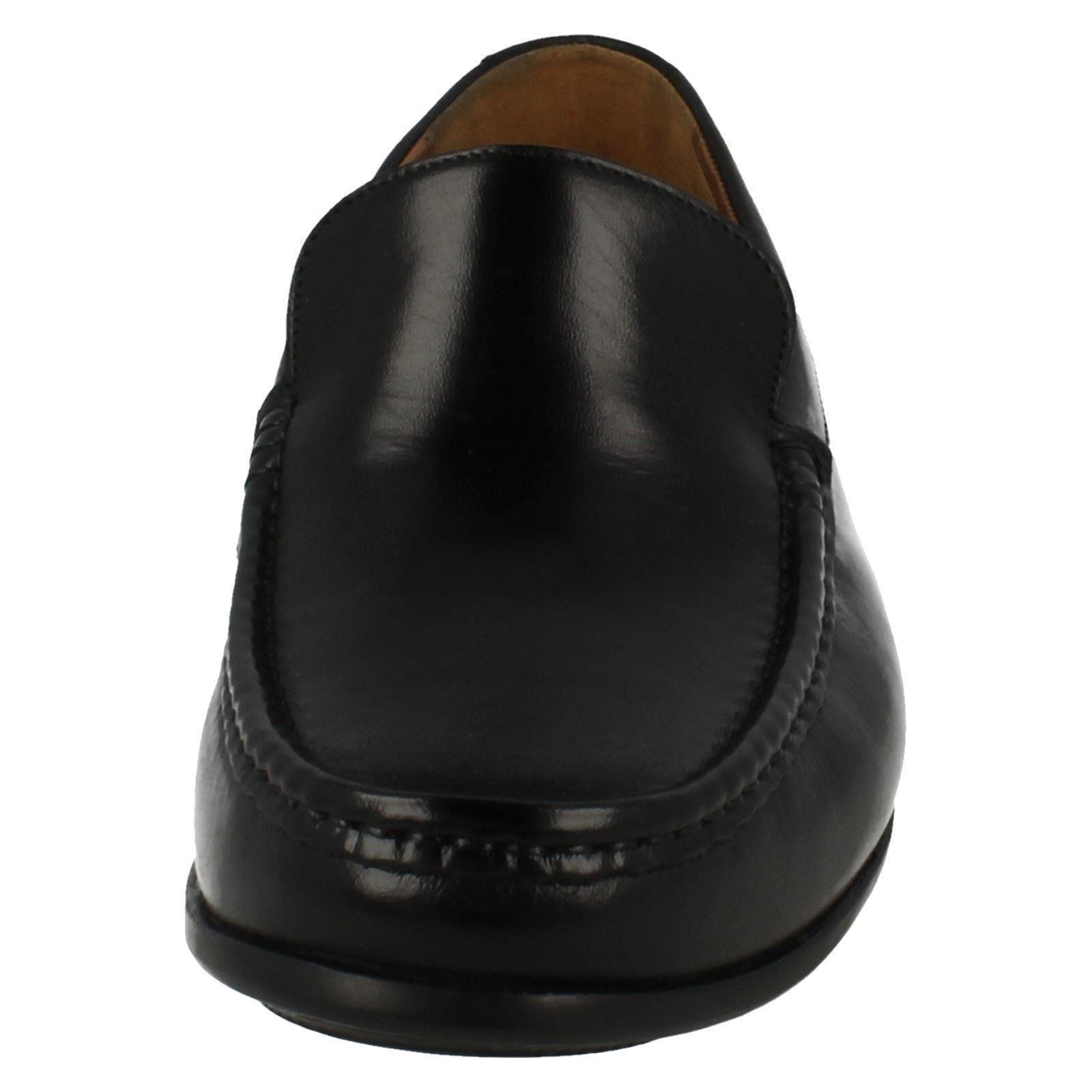 Clarks Herren formelle Slip Claude On Schuhe Claude Slip einfarbig fdc706