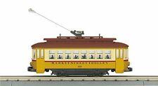MTH 30-5141, O Gauge, Auto-Reversing, Bump-n-Go Trolley - Market Street