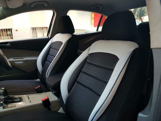 VOLVO V70 ALL YEARS Heavy Duty Waterproof Single Seat Cover Protector Black