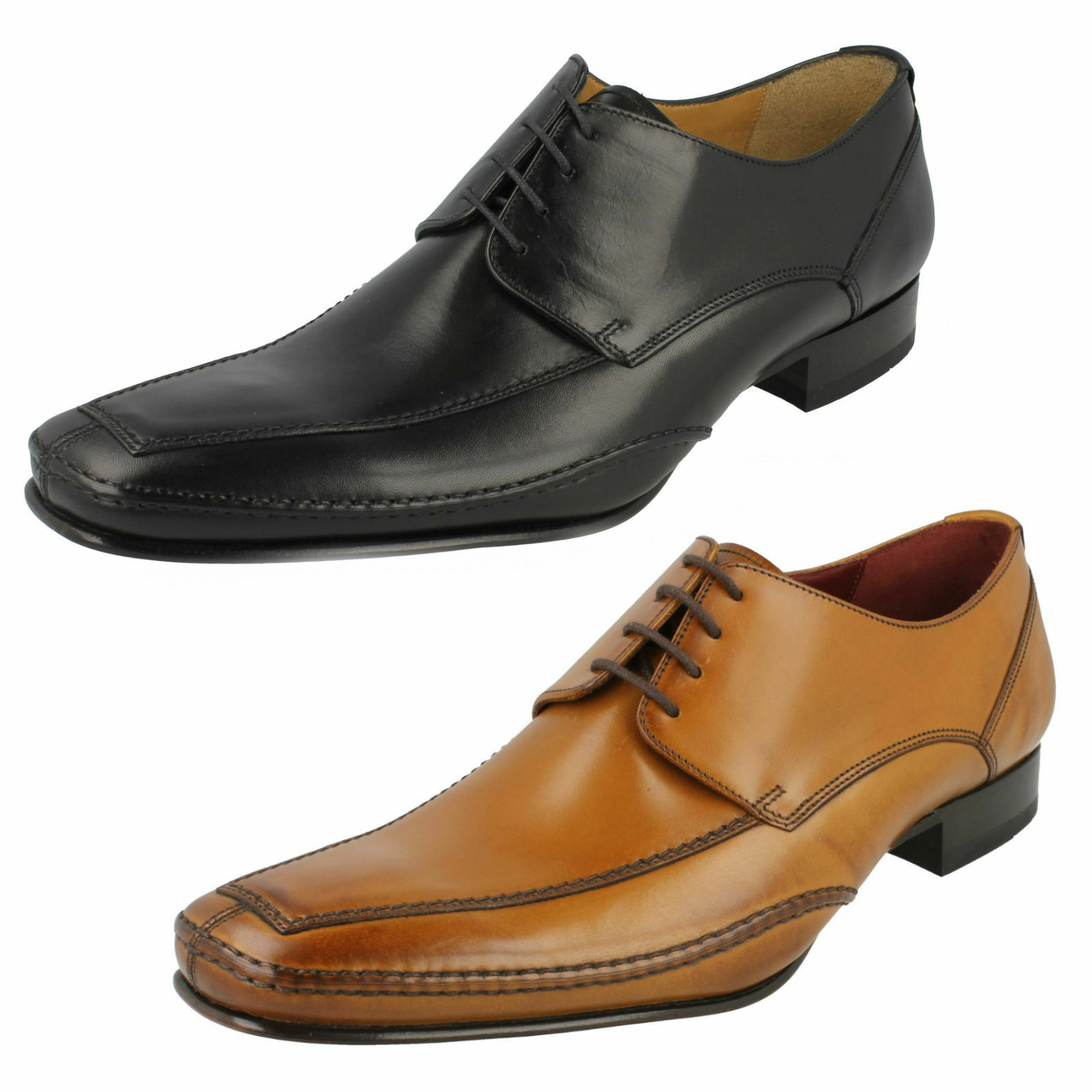 bester Preis LACE OFFICE FORMAL SMART LEATHER MENS UP schuhe