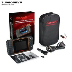 Details about iCARSOFT CR PLUS FAULT CODE DIAGNOSTICS TOOL READER CITROEN  C2 C3 DS3 DS4 C4 C5