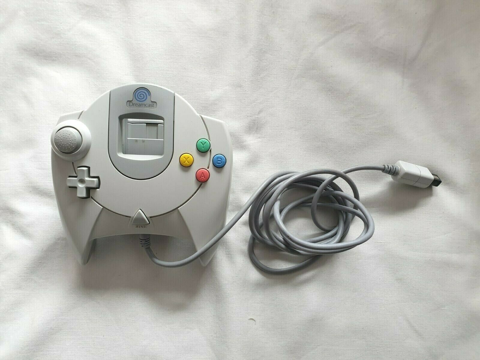 Sega Dreamcast Game Pad / Controller - Fully Tested & Working