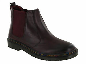 WOMENS-LADIES-LOW-HEEL-CHELSEA-SHOES-FULL-ON-ANKLE-CAUSAL-WINTER-BOOTS-SHOES