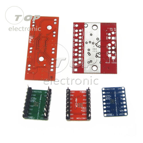 A3967 A4988 Easy Driver Stepper Motor Driver Board Module For Arduino 3D Printer