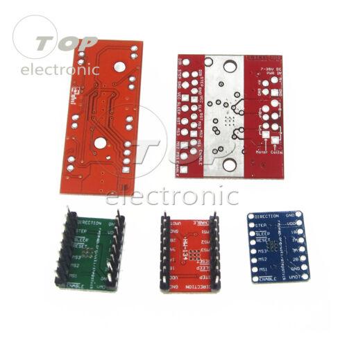 A3967 A4988 Easy Driver Stepper Motor Driver Board Module For Arduino 3D Printer