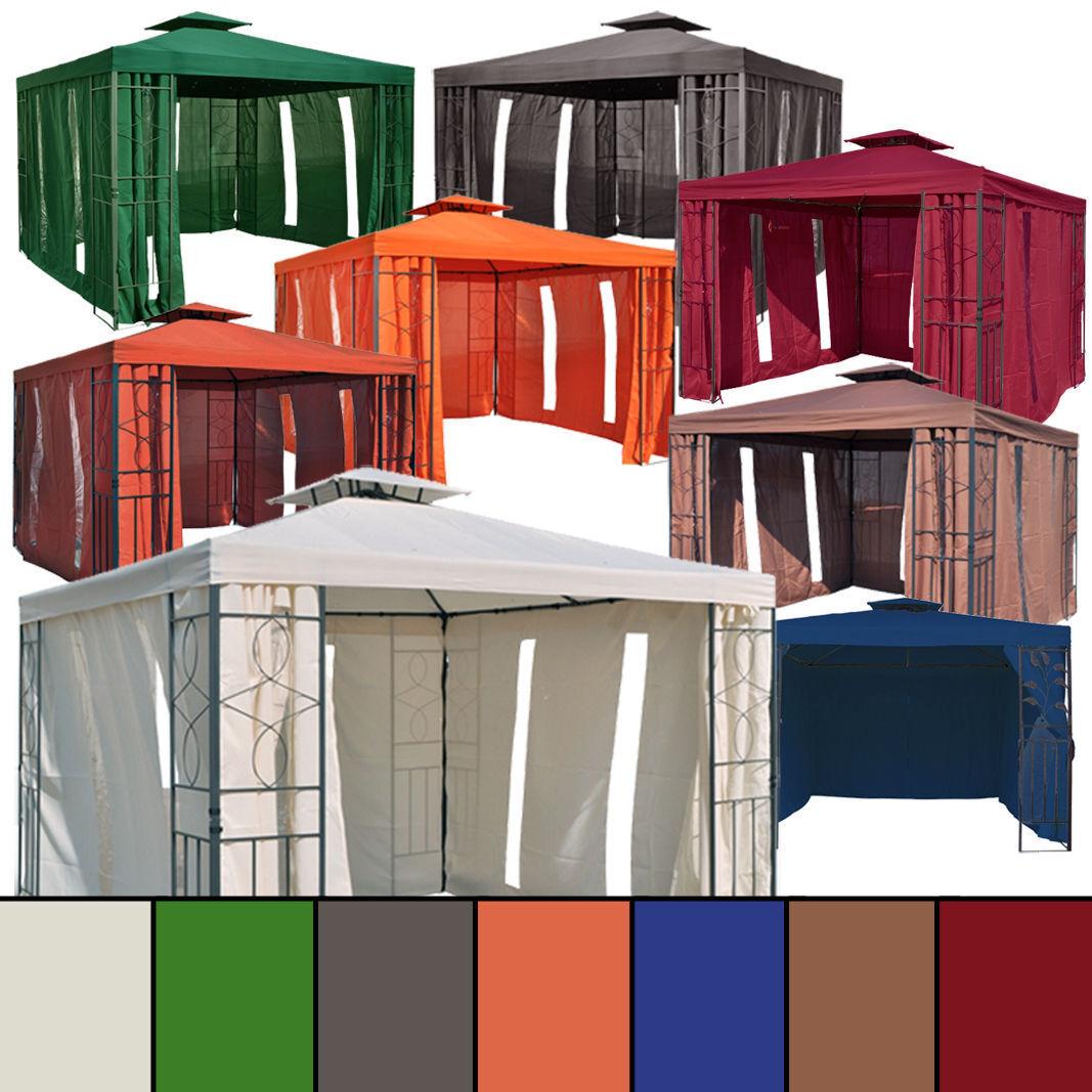 4x Seitenteile Seitenteile Seitenteile  Fenster f. Pavillon Seiten Seitenwand Seitenwände Reißverschluß | Gute Qualität  | Professionelles Design  | Ausgezeichnetes Handwerk  eb3118